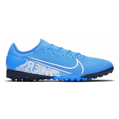 Nike MERCURIAL VAPOR 13 PRO TF modrá - Pánske turfy