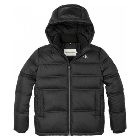 Calvin Klein Jeans Zimná bunda  čierna