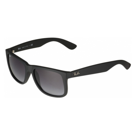 Ray-Ban Slnečné okuliare 'Justin'  čierna