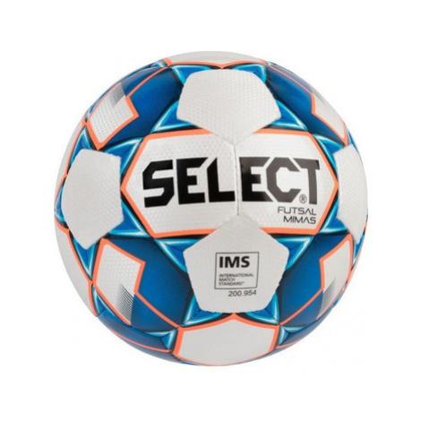 futsalový lopta Select FB Futsal Mimas modro biela veľ. 4