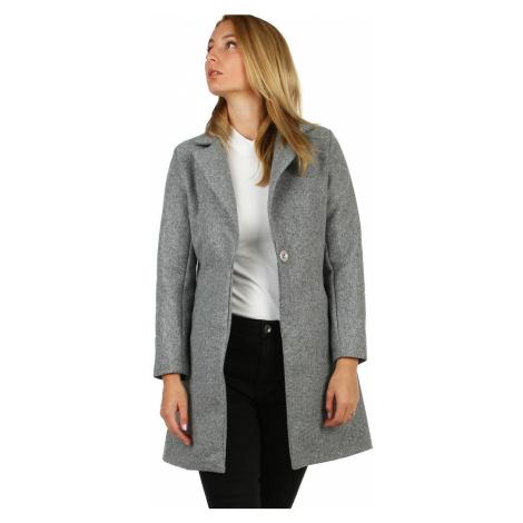 Zoštíhľujúci dámský kabát