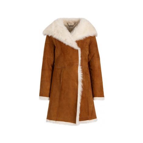 Ugg Zimný kabát 1017644 Hnedá Regular Fit