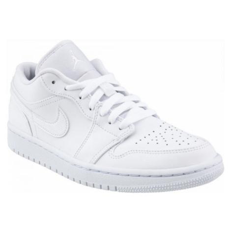 Nike AIR JORDAN 1 LOW biela - Dámska voľnočasová obuv