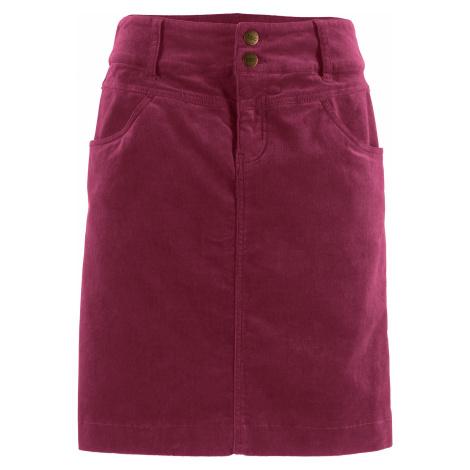 Strečová kordová sukňa bonprix