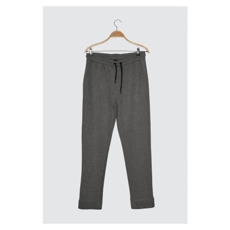 Trendyol Gray Knitted Pyjama bottom