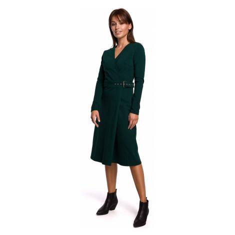 BeWear Woman's Dress B161 Dark
