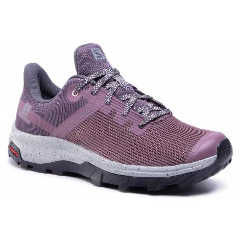 Dámske trekové a outdoorové topánky Salomon