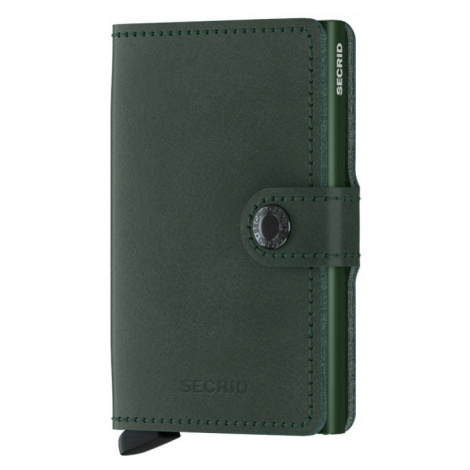 Secrid Miniwallet Original Green-One size zelené M-Green-One size
