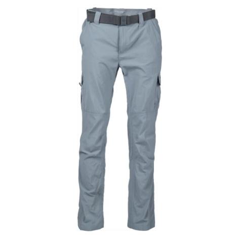 Columbia SILVER RIDGE II CARGO PANT sivá - Pánske outdoorové nohavice