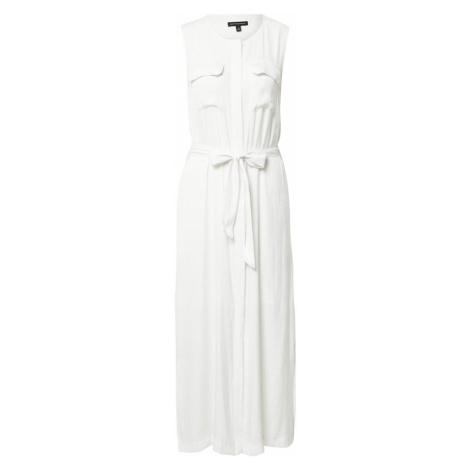 Banana Republic Košeľové šaty  biela
