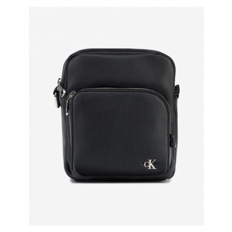 Calvin Klein Micro Reporter Cross body bag Čierna
