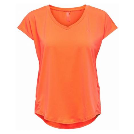 ONLY PLAY Športový top  oranžová