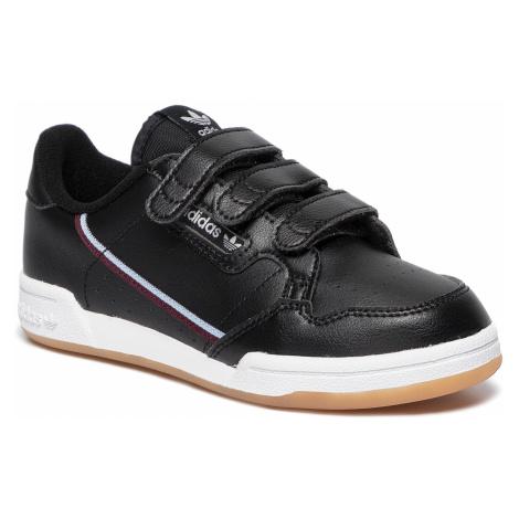 Topánky adidas - Continental 80 Cf C EE8045 Cblack/Maroon/Globlu