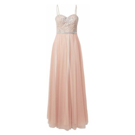 Laona Večerné šaty  ružová / sivá