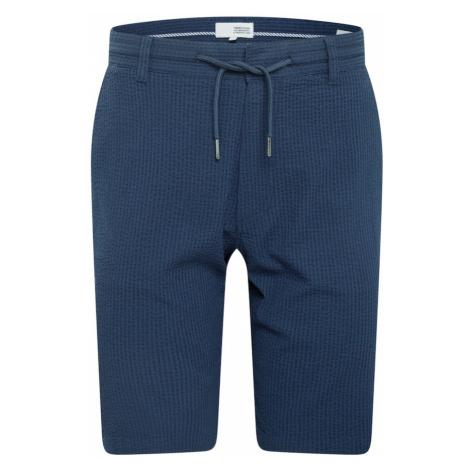 !Solid Chino nohavice 'Rio'  námornícka modrá
