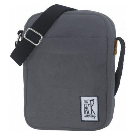 The Pack Society SMALL SHOULDER BAG tmavo šedá - Taška cez rameno