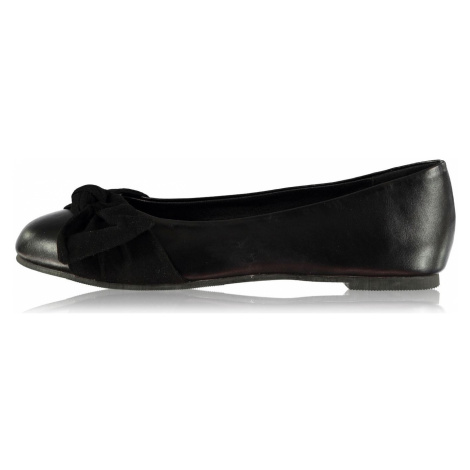 Miso Nelly Wide Fit Ladies Ballet Shoes