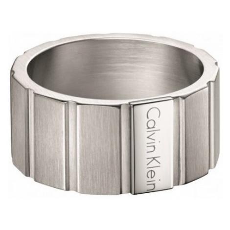 Calvin Klein Pánsky oceľový prsteň High KJ5SMR0801 mm