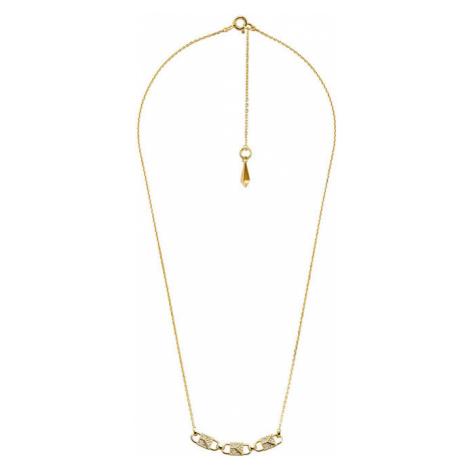 Michael Kors Strieborný náhrdelník so zirkónmi MKC1143AN710