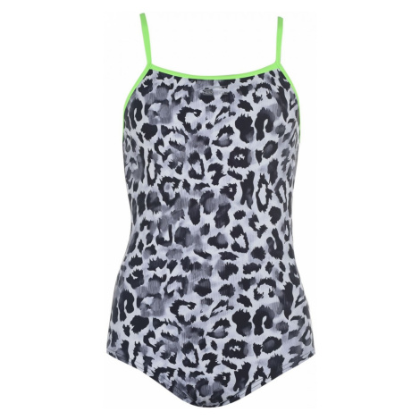 Slazenger Thin Strap Swimsuit Ladies