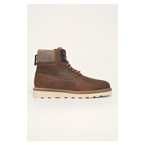 Gant - Kožená obuv
