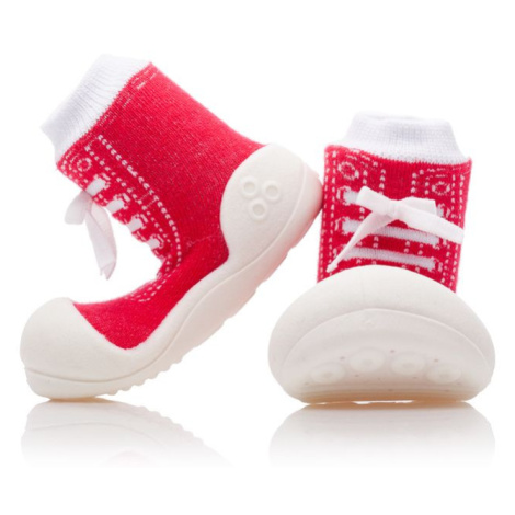 ATTIPAS Topánočky detské Sneakers Red