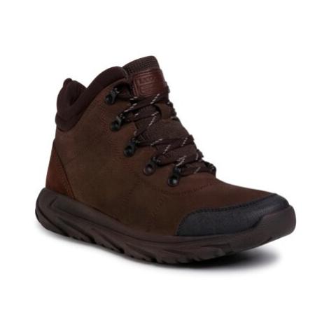 Šnurovacia obuv Lasocki for men MI07-A983-A813-05 Prírodná koža(useň) - Nubuk