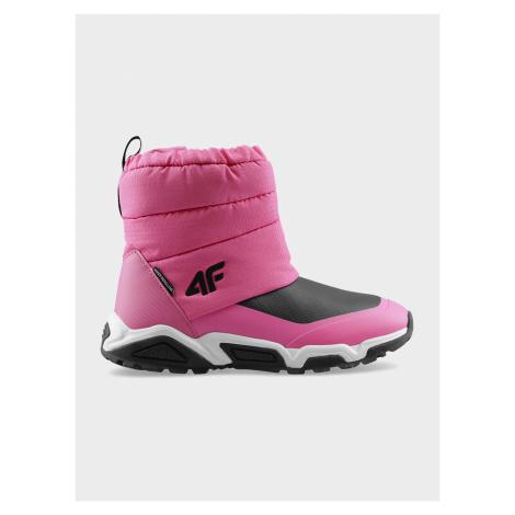 Dievčenské zimné topánky 4F