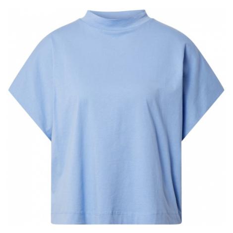 EDITED Tričko 'Valentina'  modrá