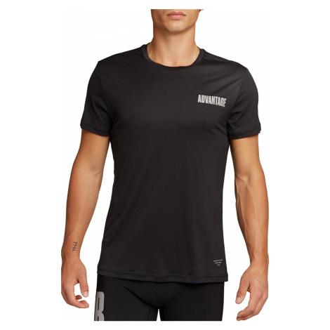 Pánske čierne tričko s krátkym rukávom Night Performance Tee Bjorn Borg