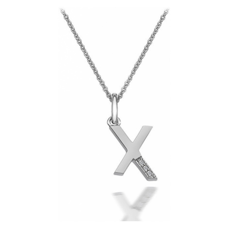 Hot Diamonds Prívesok Hot Diamonds Micro X Clasic DP424