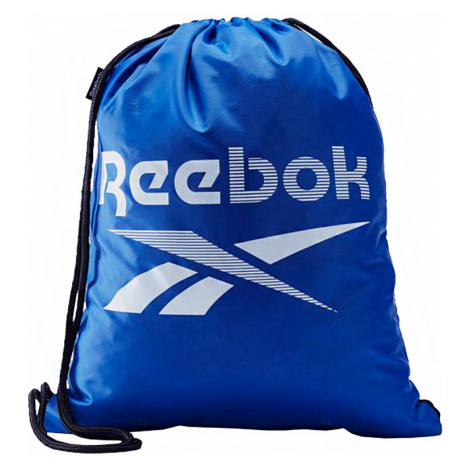 Modrá taška na topánky Reebok