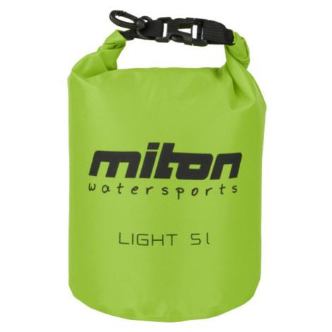 Miton LT DRY BAG 5L - priestorné vstupy s rolovacím uzáverom;