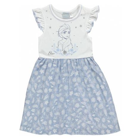 Dievčenské šaty Elsa Character