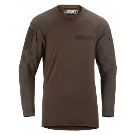 Tričko Clawgear® Mk. II Instructor dlouhý rukáv – RAL7013 maskovanie