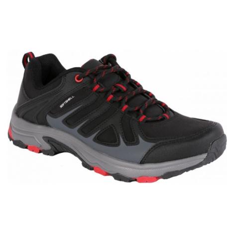 ALPINE PRO SEWER čierna - Pánska obuv