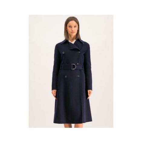 Sportmax Code Zimný kabát 70160496 Tmavomodrá Regular Fit