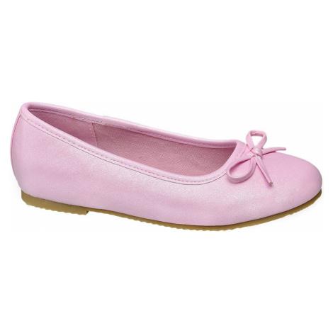 Graceland - Ružové dievčenské balerínky Graceland