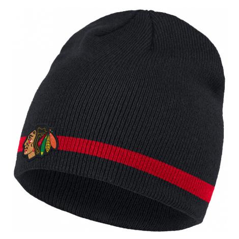 Zimná čiapka adidas Coach Beanie NHL Chicago Blackhawks