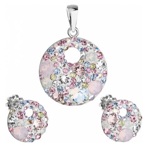 Ružové dámske šperkové sety