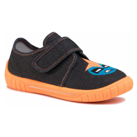 Papuče SUPERFIT - 6-00270-00 M Schwarz