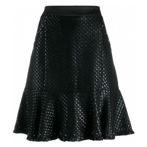 Sukňa Karl Lagerfeld Karl'S Treasure Boucle Skirt