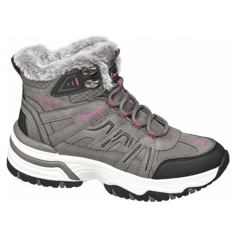 Landrover - Sivá šnurovacia obuv Landrover