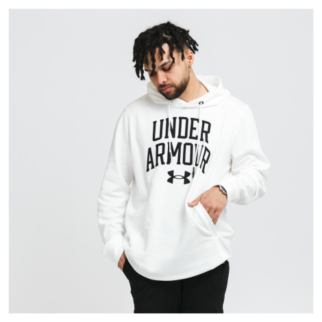 Under Armour Rival Terry Collegiate Hoody biela