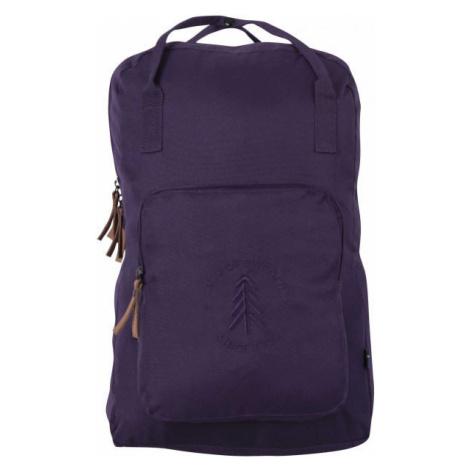 2117 STEVIK 27L fialová - Veľký mestský batoh