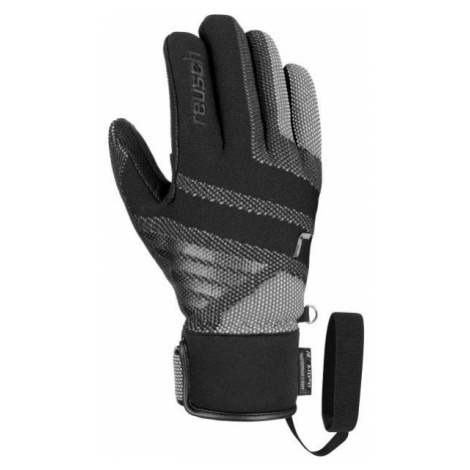 Reusch RE KNIT LAURIN R TEX® XT - Pánske lyžiarske rukavice