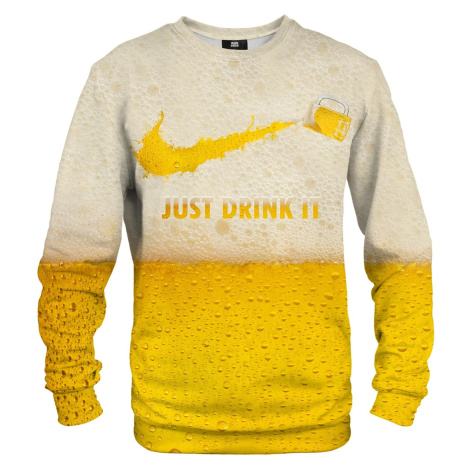 Mikina Mr. GUGU & Miss GO JUST DRINK IT