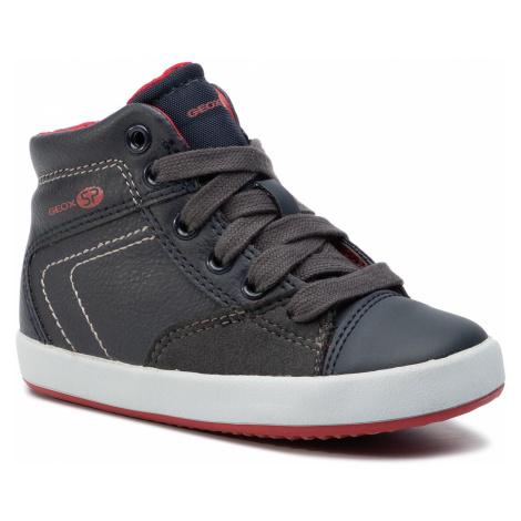 Sneakersy GEOX - J Gisli B. C J945CC 0MEBC C4244 M Navy
