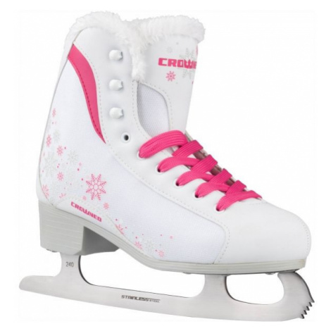 Crowned GLAMOUR - Dámske fashion korčule na ľad
