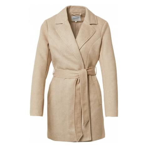 ONLY Prechodný kabát 'Karen'  púdrová